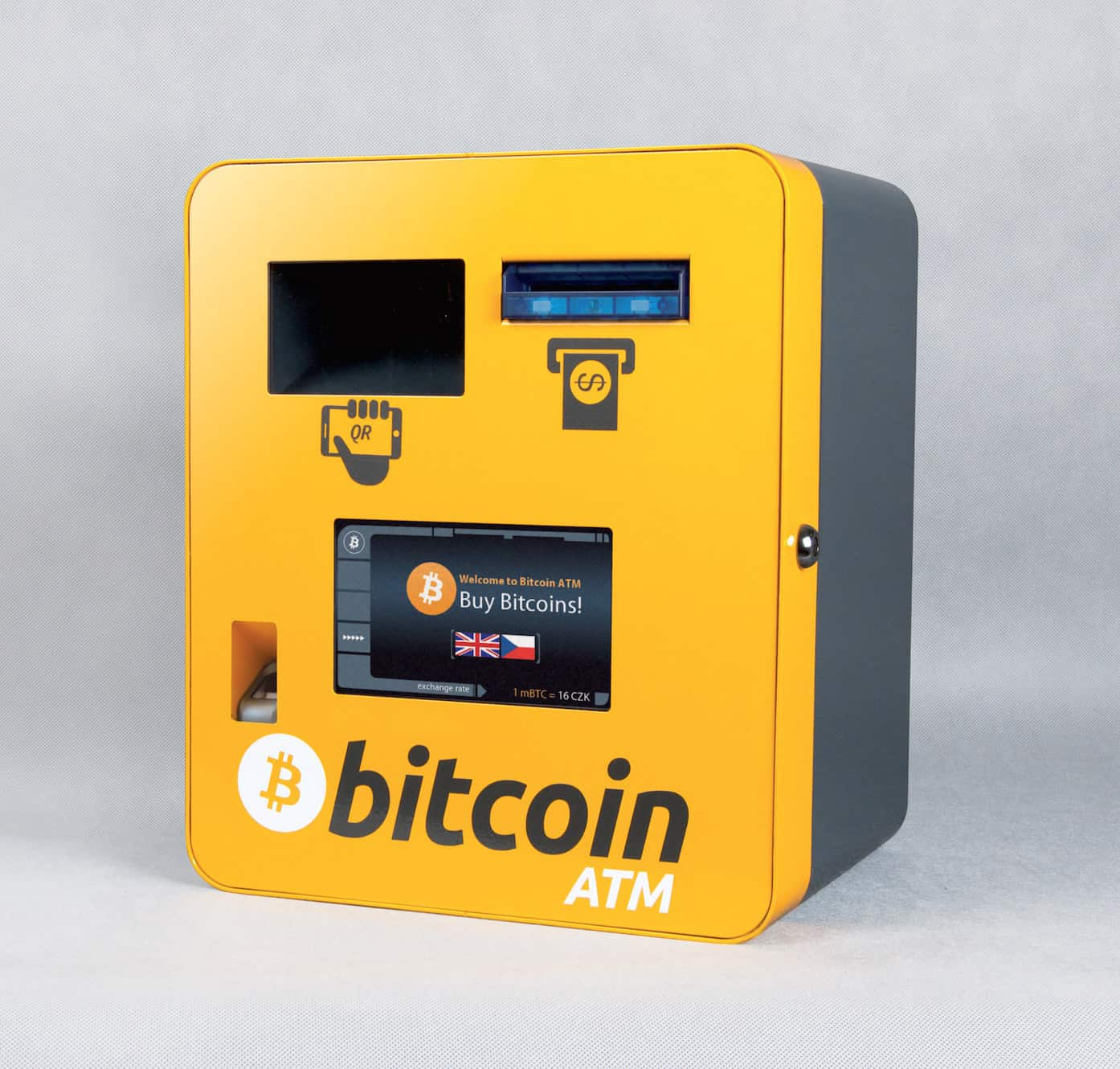 Bitcoin ATM General Bytes