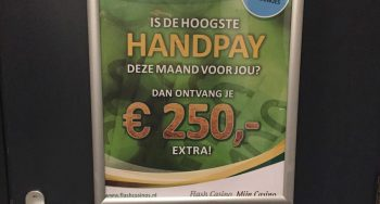 Promotie-Handpay-Flash