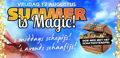 Summer is magic Hommerson Den Haag