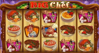 Gameplay-online-slot-Big-Chef