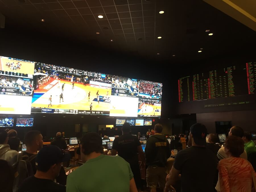 Sportsbook Treasure Island