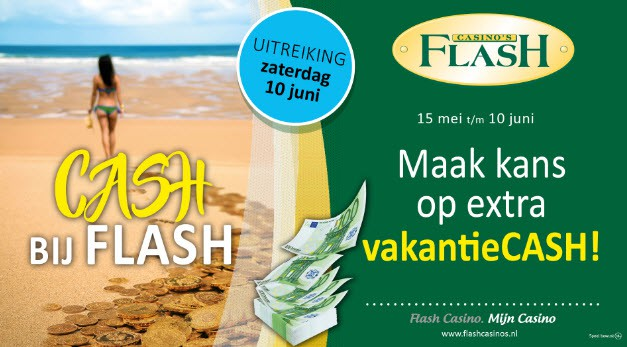 Cash bij Flash